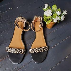 🌸 J.crew Flat Sandals